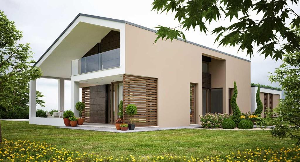 La rampa noceto pr p p costruzioni for Casa su due piani progetto